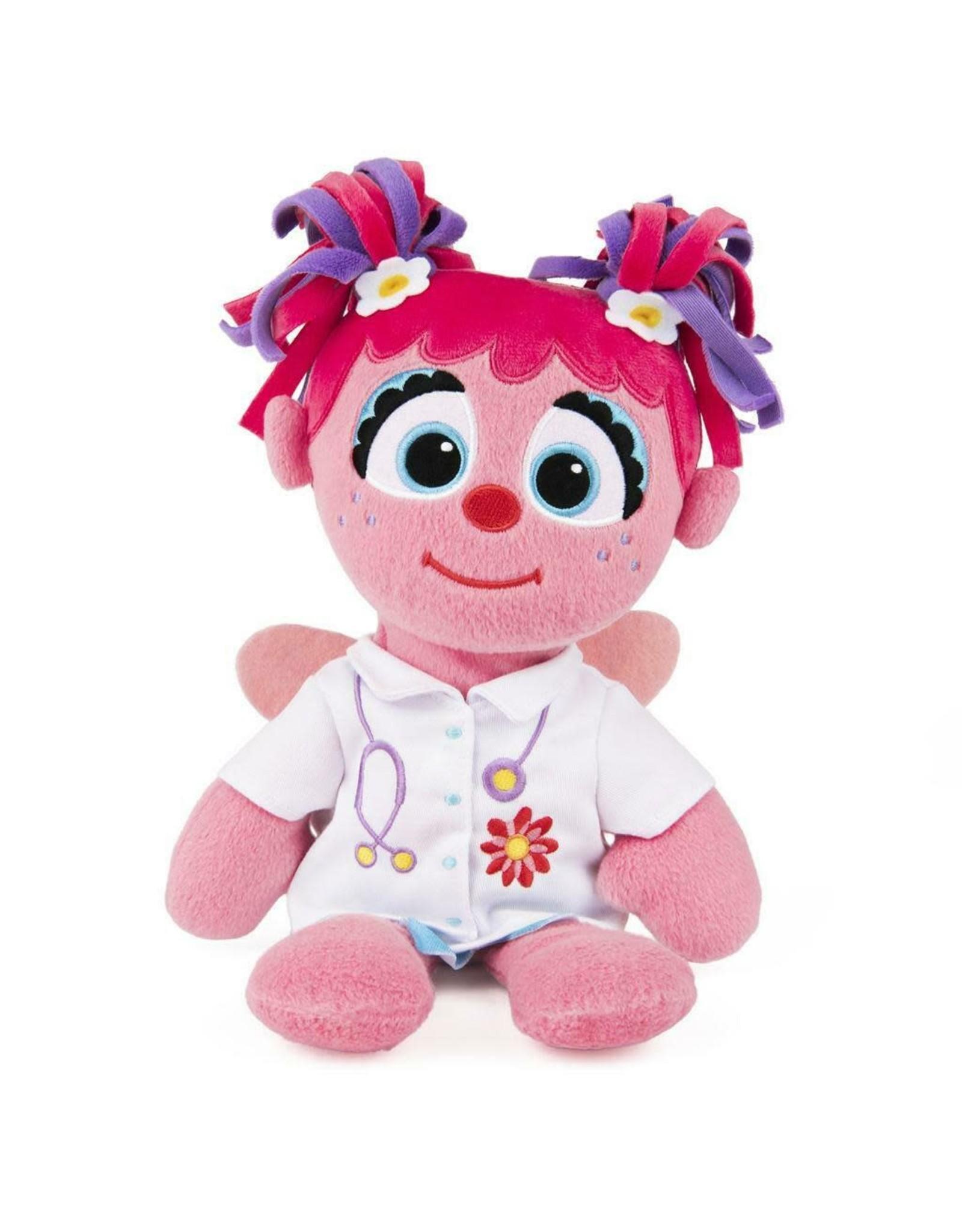 Gund 13in Abby Cadabby Doctor