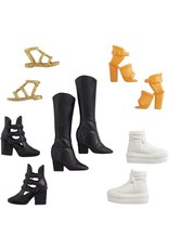Barbie BARBIE SHOE PACK ASSORTMENT (FITTED)