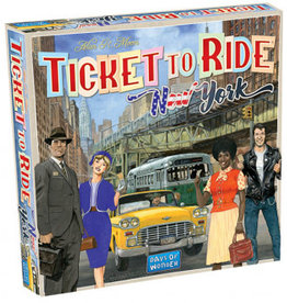 Asmodee Ticket to Ride Express:New York City1960