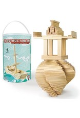 brybelly Constructables! Building Planks, 150pc.
