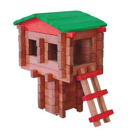 Channel Craft Roy Toy Pouch Treehouse