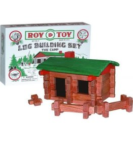 Channel Craft ROY TOY CABIN MINI BOX