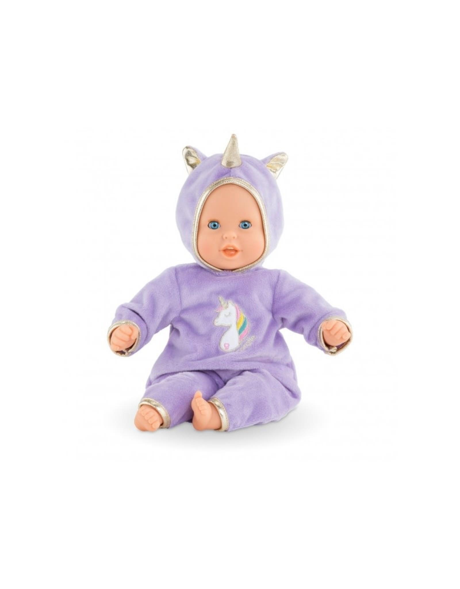 Corolle Bebe Calin Unicorn