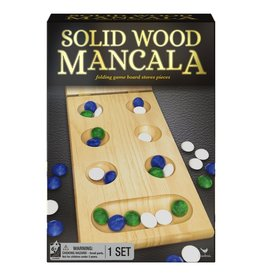 Spin Master Traditions Solid Wood Mancala