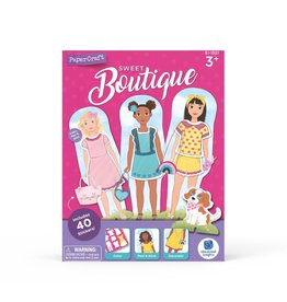 Learning Resources Sweet Boutique Paper Dolls