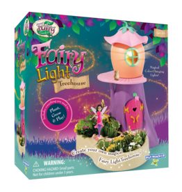 MY FAIRY GARDEN - LIGHT TREEHOUSE