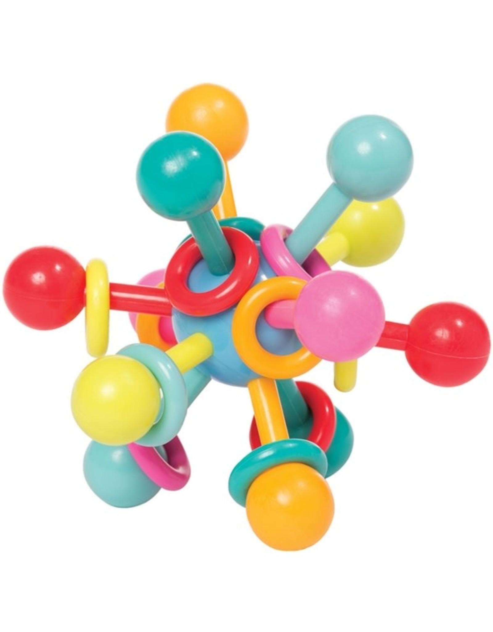 Manhattan Toy Atom Teether (Boxed)