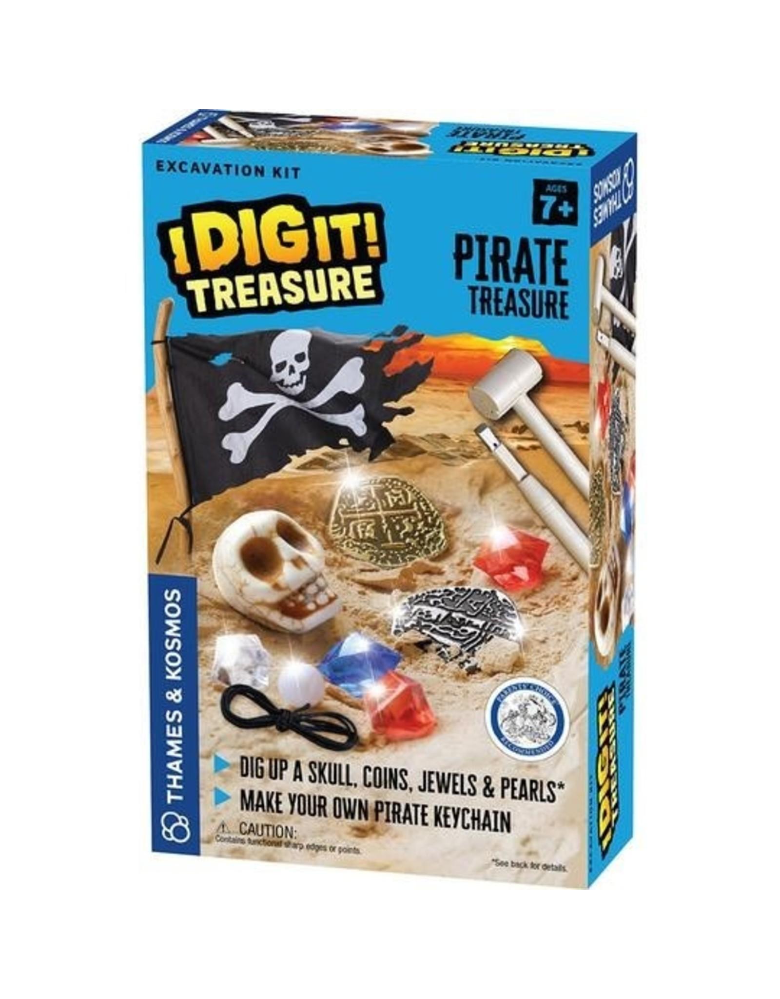 Thames and Kosmos I Dig It! Treasure - Pirate Treasure