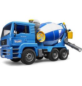 Bruder MAN Cement Mixer