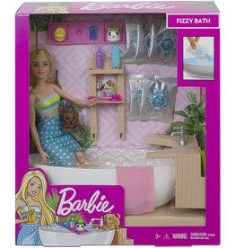 Barbie Barbie Fizzy Bath Doll & Playset