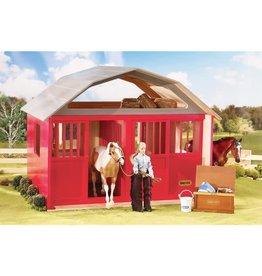 Breyer Two-Stall Barn