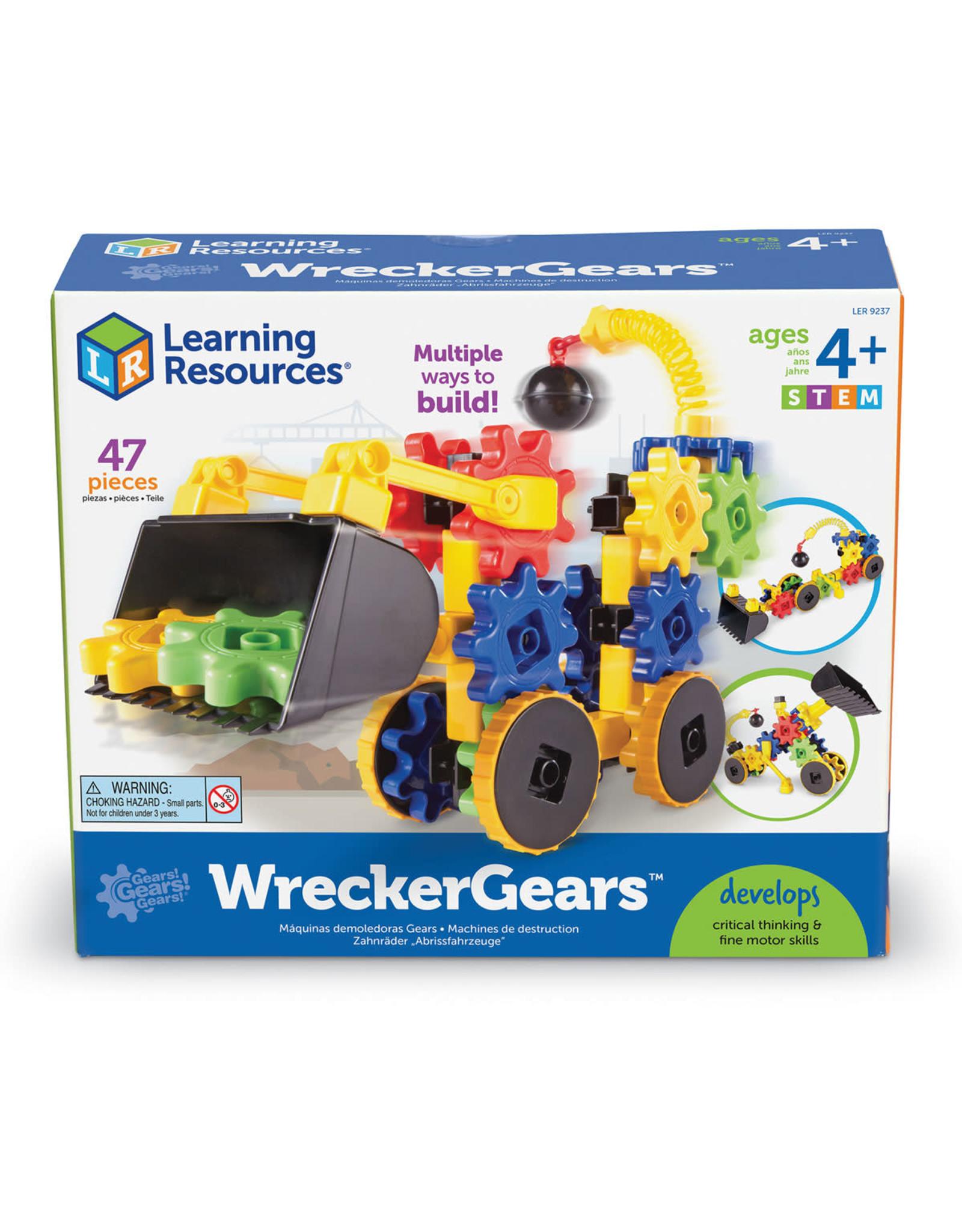 Learning Resources Gears! Gears! Gears! WreckerGears