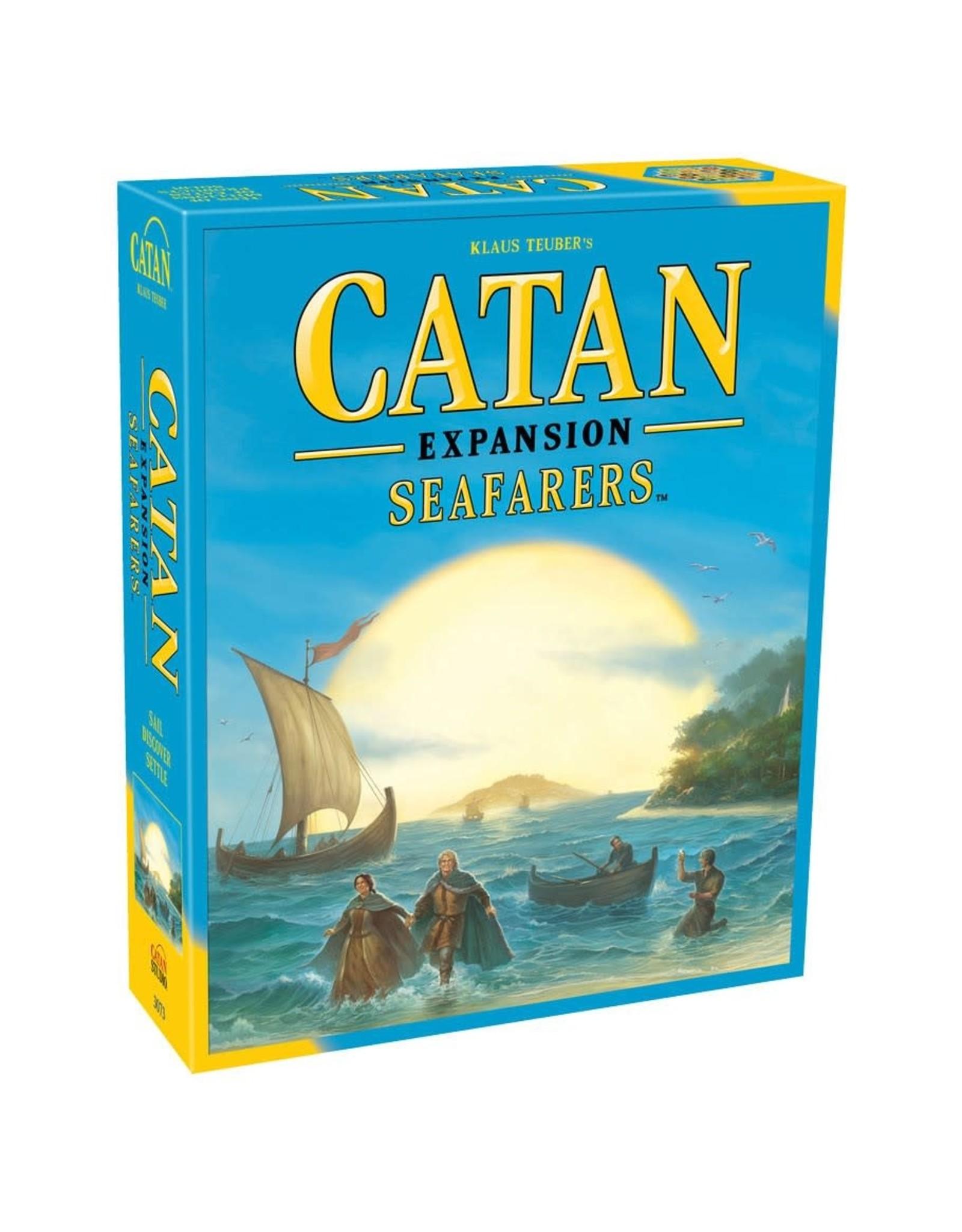 Asmodee Catan Exp: Seafarers