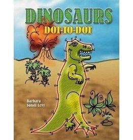 Dover Dinosaur Dot to Dots