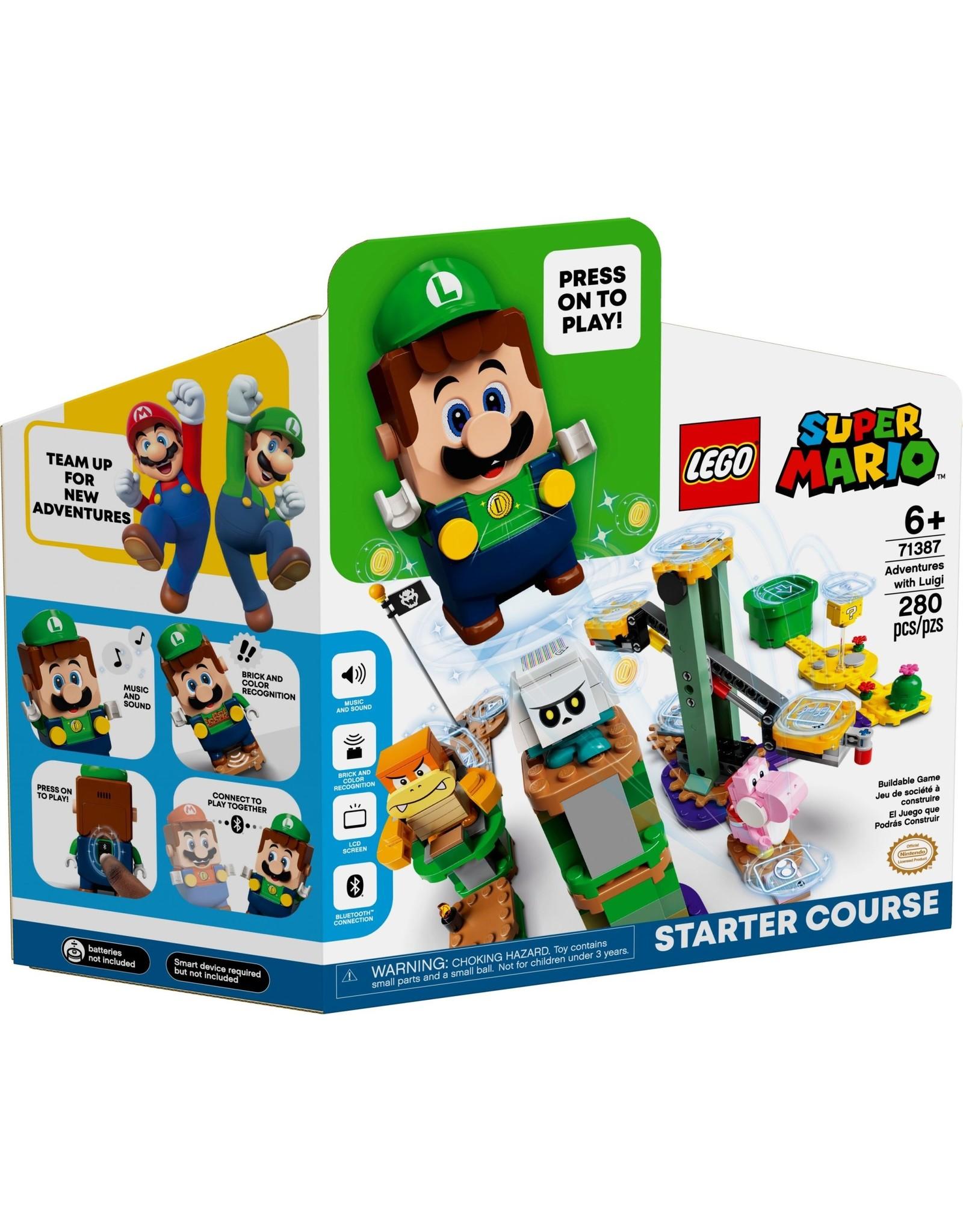 LEGO Adventures With Luigi Starter Course