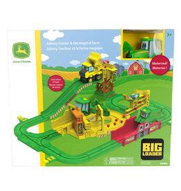 John Deere Big Loader Johnny Tractor & The Magical Farm