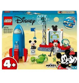 Duplo Mickey & Minnie Space Rocket