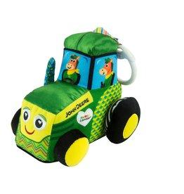 John Deere Tractor Clip & Go
