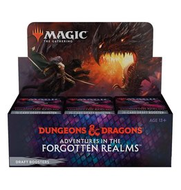 Magic the Gathering Magic the Gathering Forgotten Realms Booster Pack.