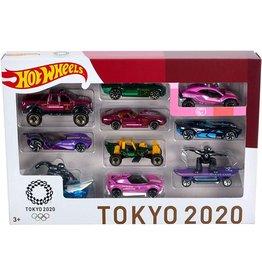 Hot Wheels Hot Wheels 2020 Olympics 10 pack