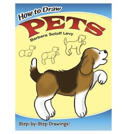 Dover How to Draw Pets