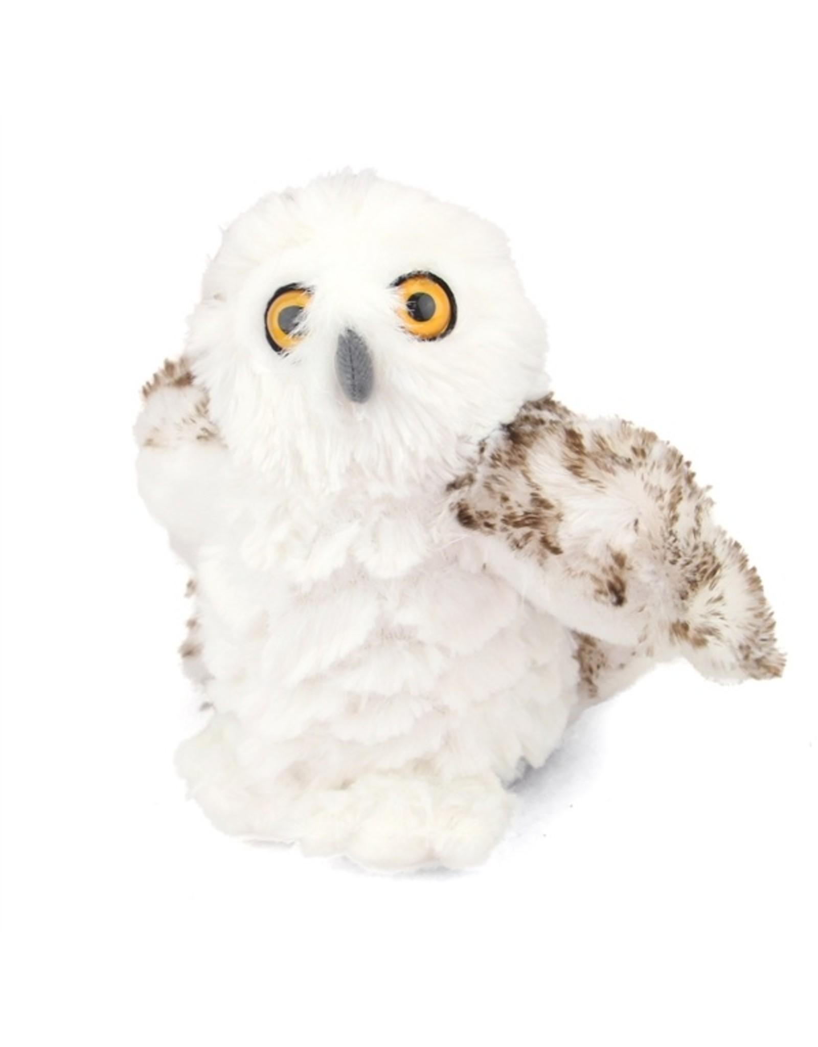 "Wild Republic CK-Mini Snowy Owl 8"""