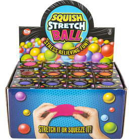 The Toy Network Squish Stretch Gummi Ball