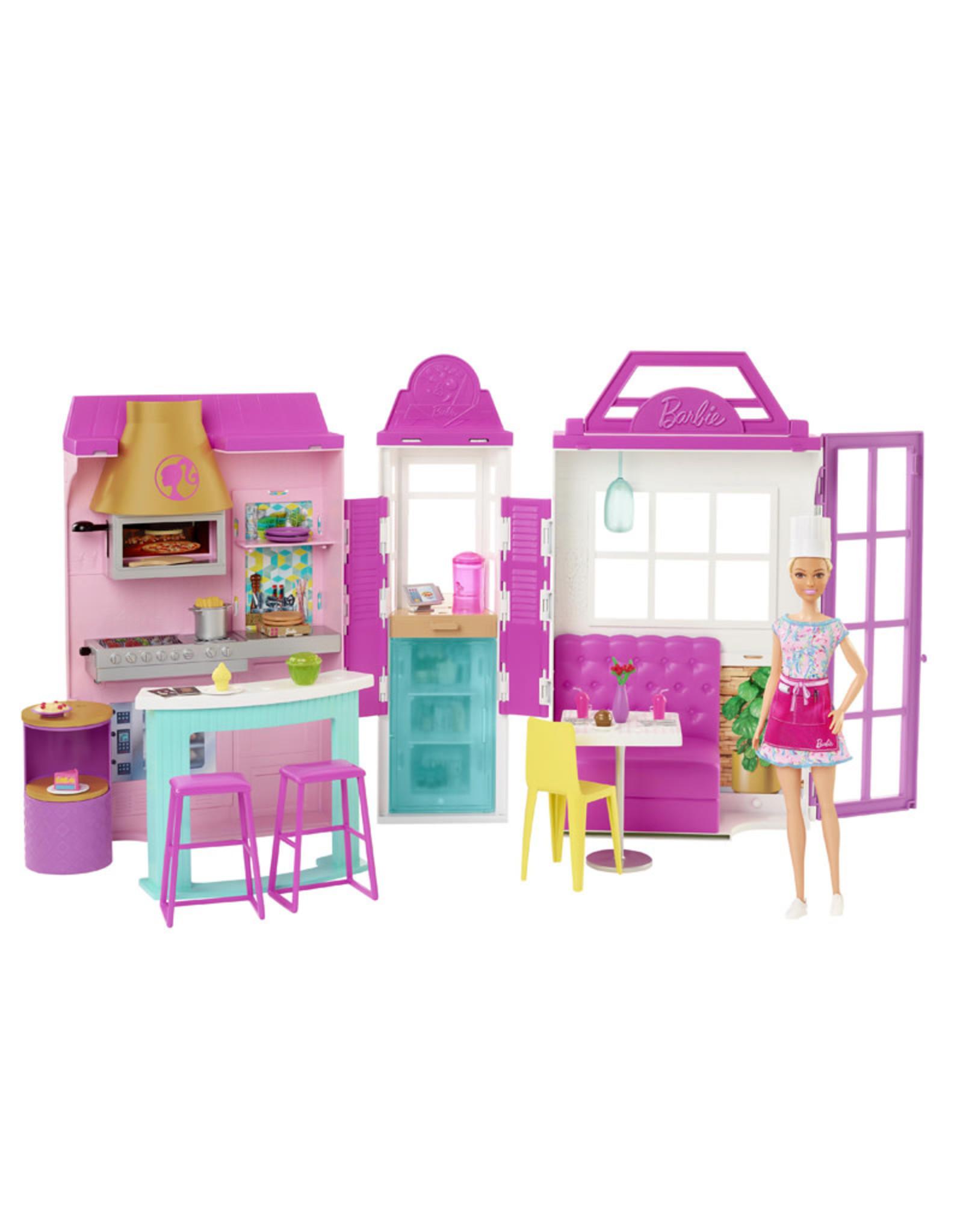 Barbie Barbie Cook 'n Grill Restaurant