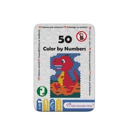 Purple Cow 50 Color Number