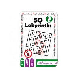 Purple Cow 50 Labyrinths