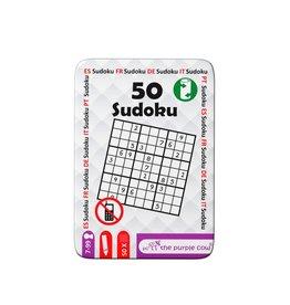 Purple Cow 50 Sudoku