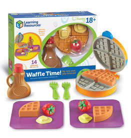Learning Resources New Sprouts Waffle Time!