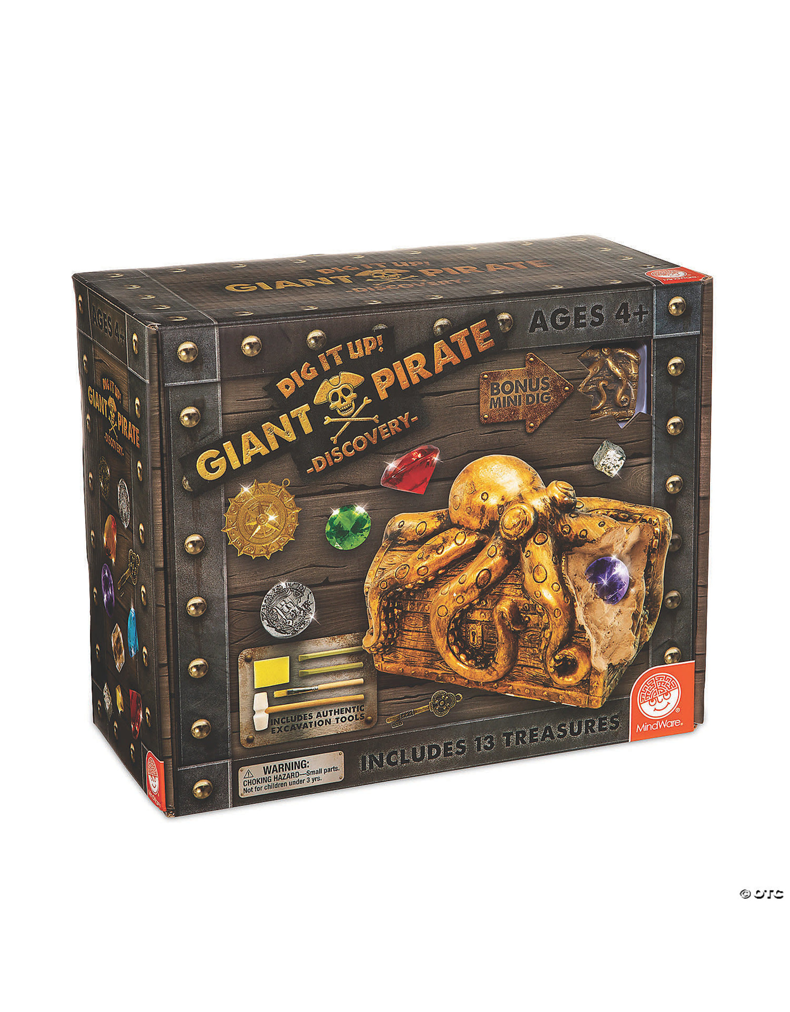 Mindware Dig It Up!: Pirate Discovery