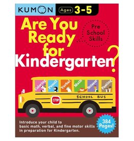Kumon Are You Ready For Kindergarten Preschool  Skills