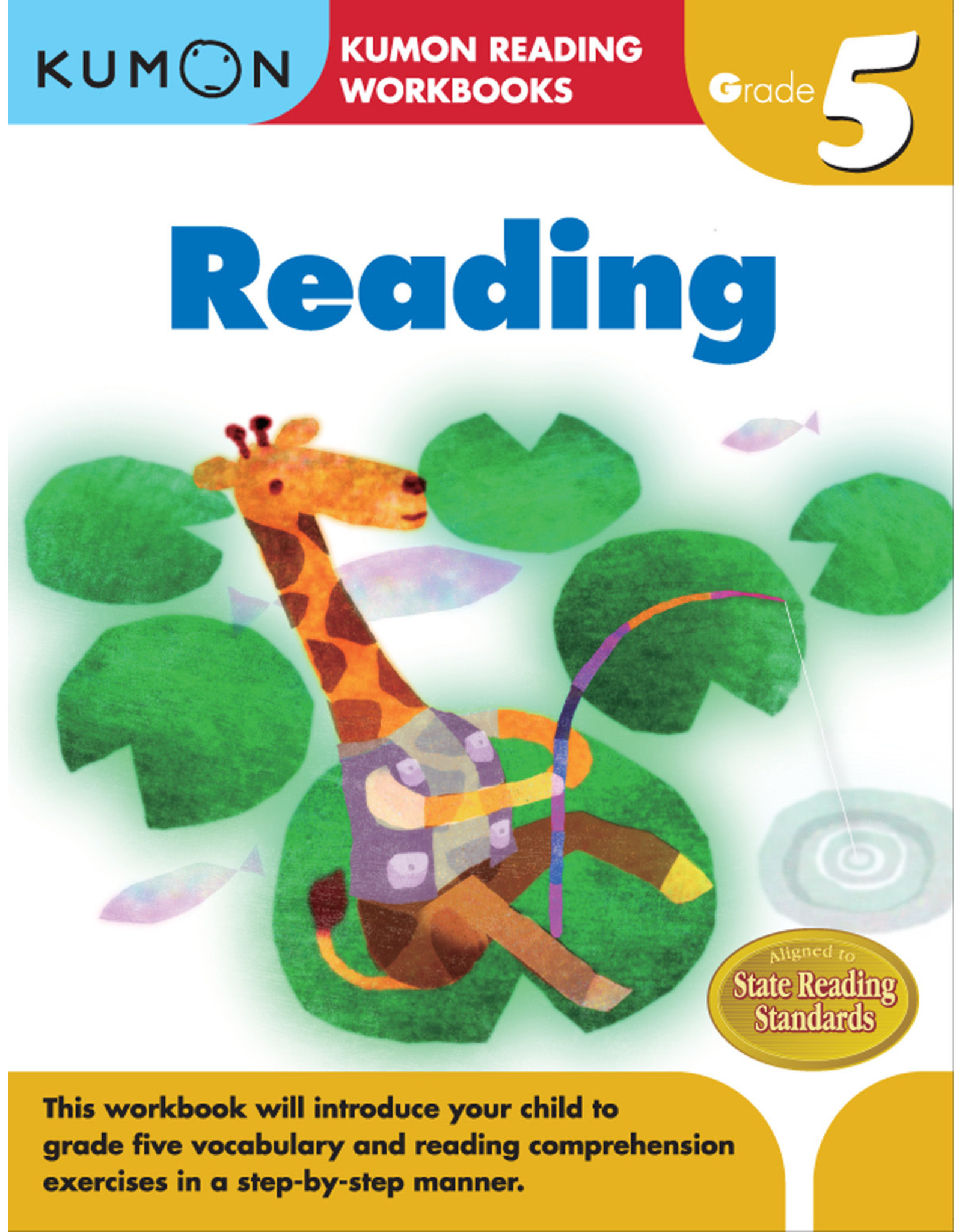 Kumon GRADE 5 READING