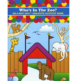 Do A Dot WHO'S IN THE ZOO?
