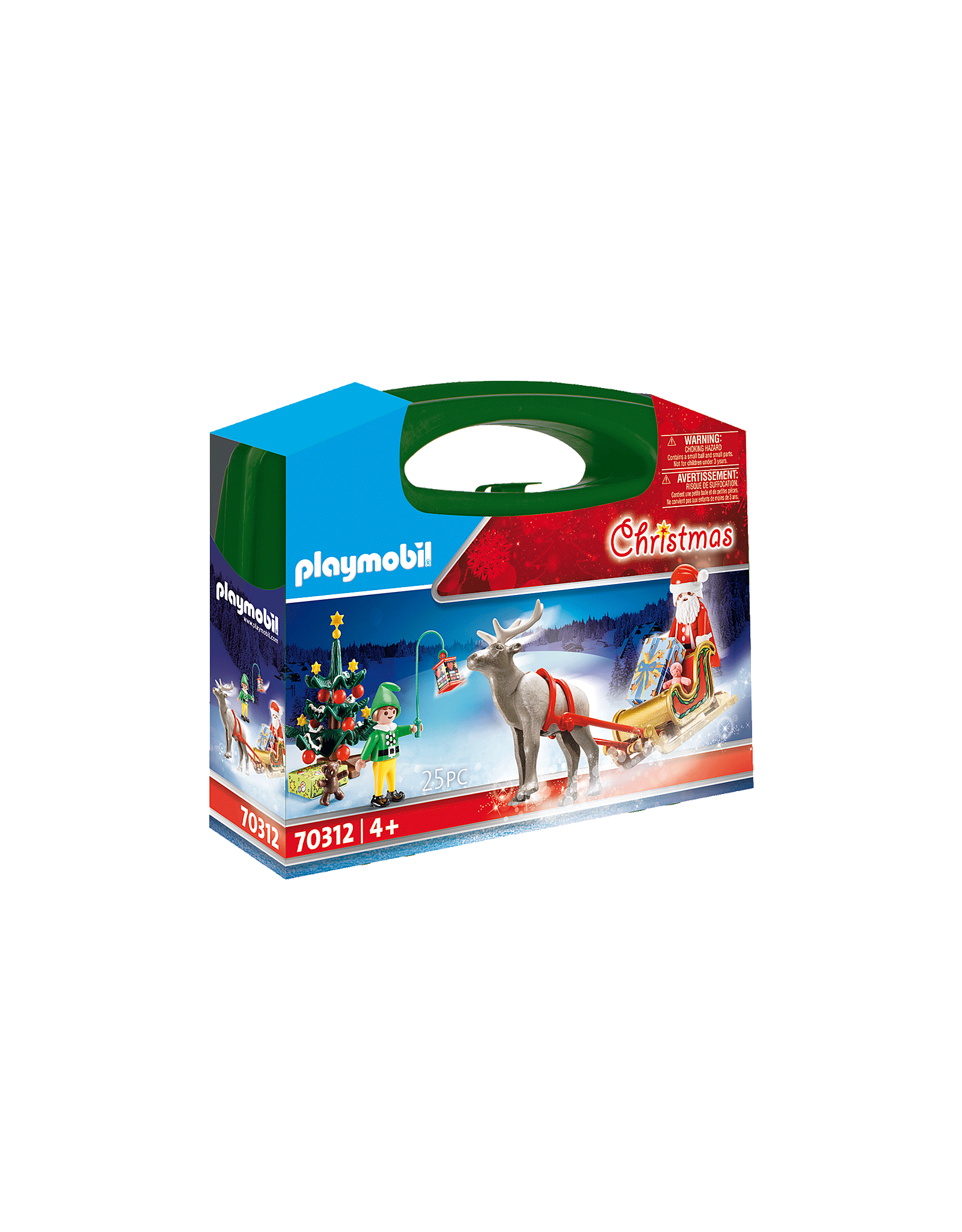 PLAYMOBIL Christmas Carry Case