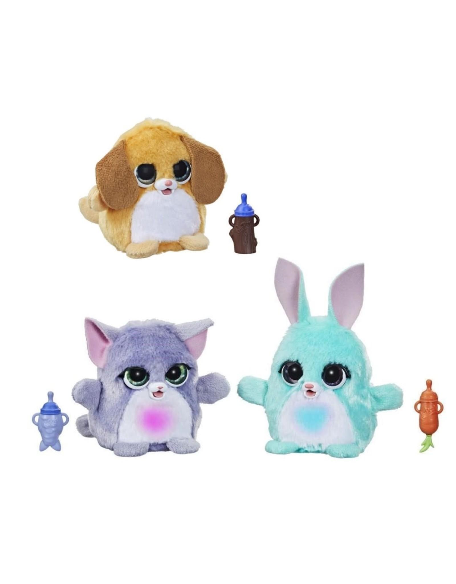 Hasbro Fuzzalots Animatronic Color Change Toy