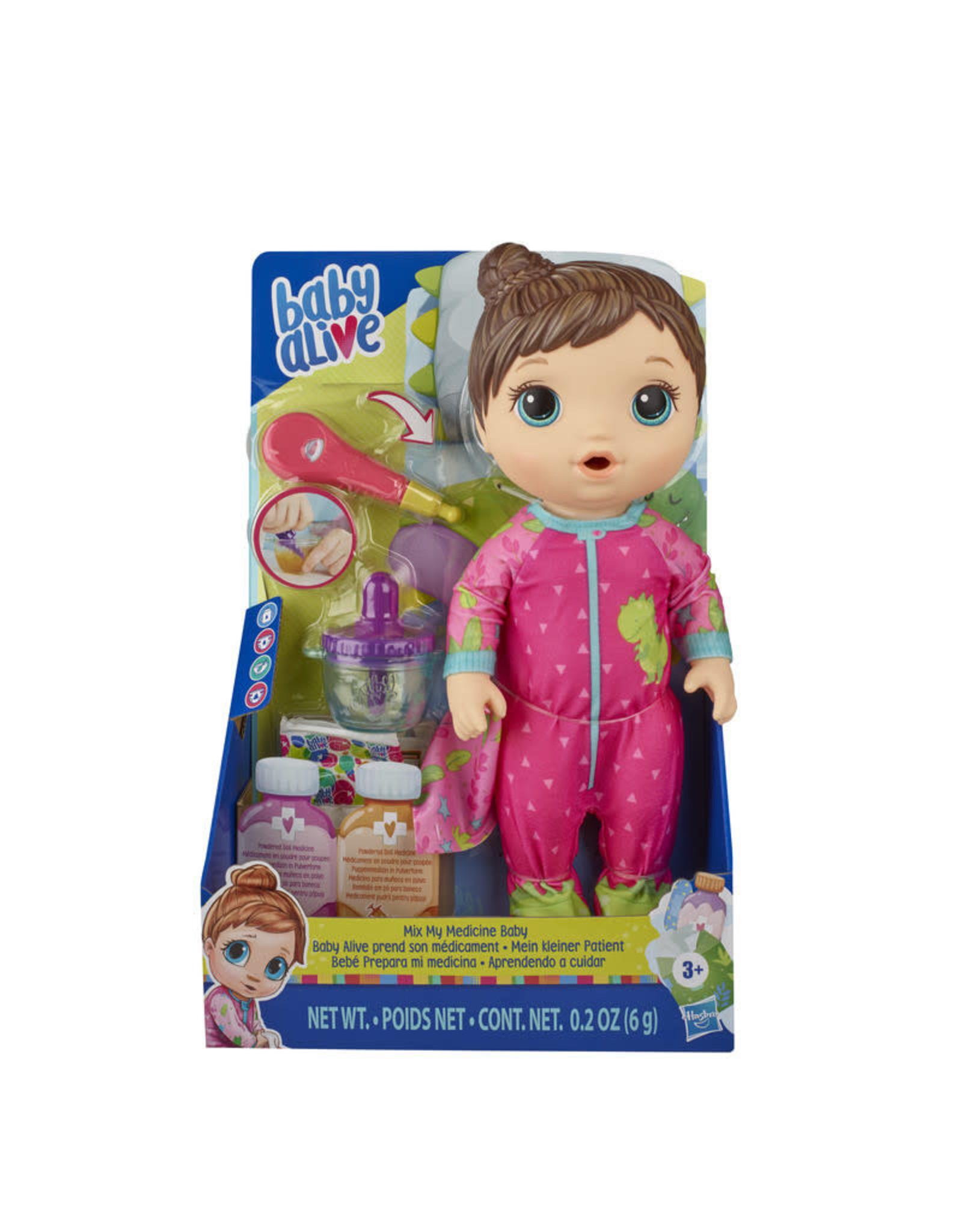 Hasbro Baby Alive Mix My Medicine