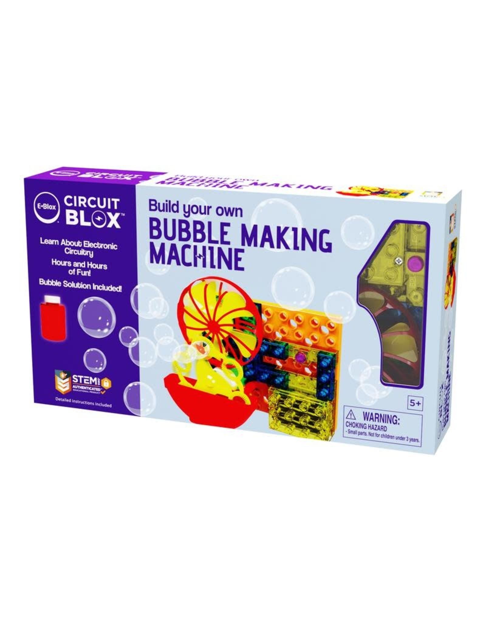 Bubble Making Machine