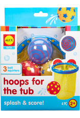 Alex Brands Bath Hoops for the Tub