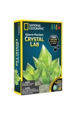 National Geographic Carded Crystal Grow Powder GID