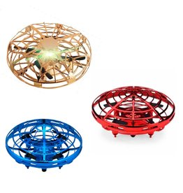 Spin Copter Hover Force