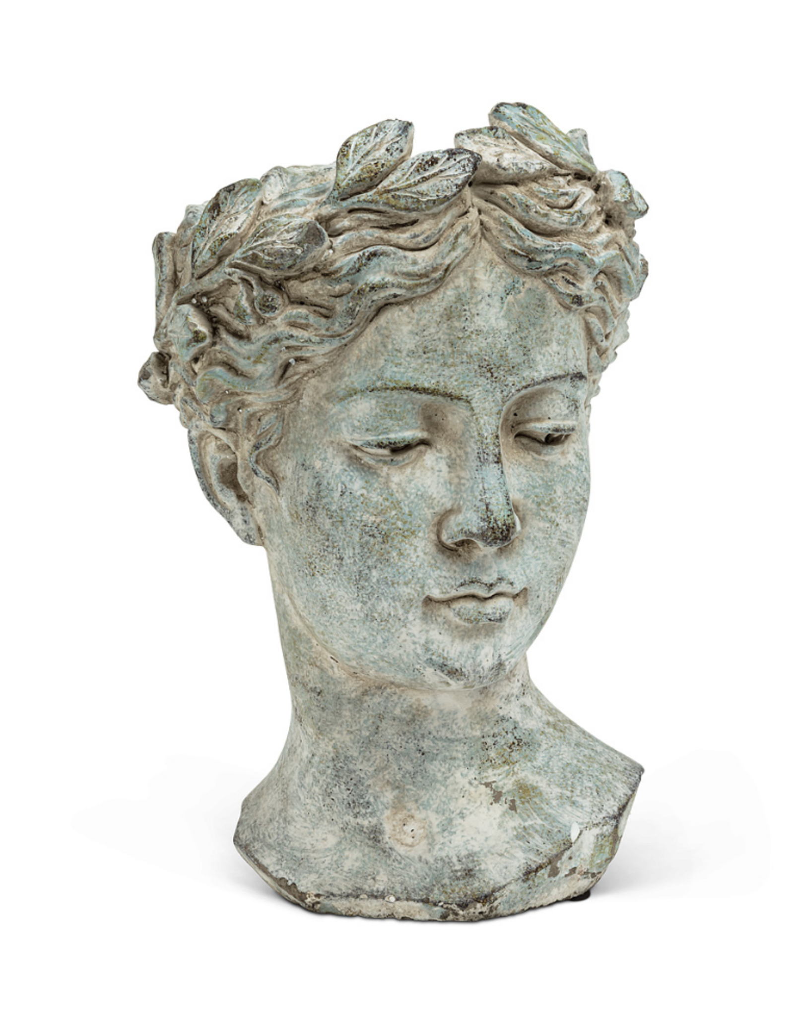 Goddess Head Planter L