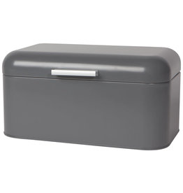Bread Bin Small Charcoal