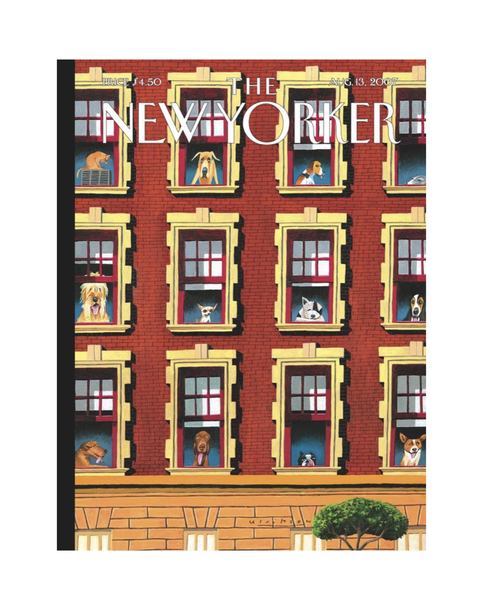 New Yorker Puzzle - Hot Dogs