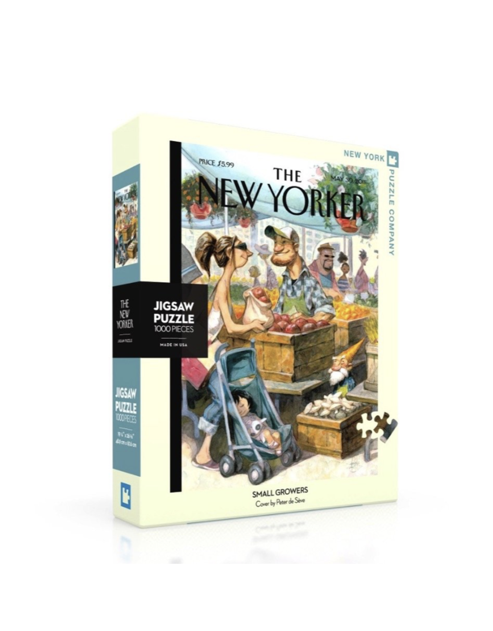 New Yorker Puzzle - Small Growers