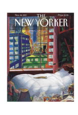 New Yorker Puzzle - Cat Nap