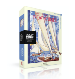 New Yorker Puzzle - Regatta