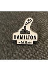 Hamilton Enamel Pin